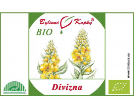Divizna BIO kapky (tinktura)  50 ml