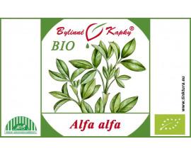Alfaalfa BIO kapky (tinktura) 50 ml