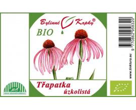 Echinacea angustifolia (třapatka úzkolistá) BIO kapky  (tinktura) 50 ml