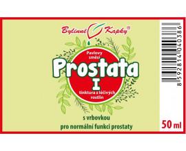 Prostata I kapky (tinktura) 50 ml