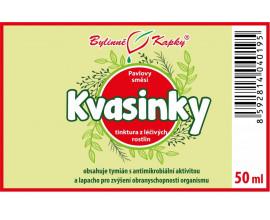Kvasinky kapky (tinktura) 50 ml