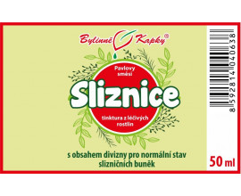 Regenerace sliznic kapky (tinktura) 50 ml