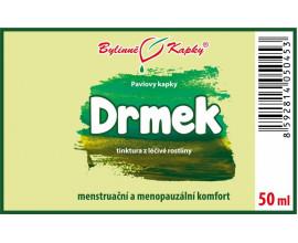 Drmek (Vitex) - přírodní progesteron - kapky (tinktura) 50 ml