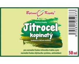 Jitrocel kopinatý kapky (tinktura) 50 ml