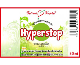 Hyperstop kapky (tinktura) 50 ml