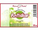 Antidiar kapky (tinktura) 50 ml