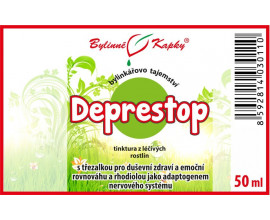 Deprestop kapky (tinktura) 50 ml