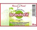 Bronchofit kapky (tinktura) 50 ml