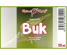 Buk pupeny (gemmoterapie) 50 ml