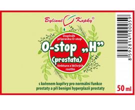 """Onko """"H"""" - prostata - kapky (tinktura) 50 ml"""