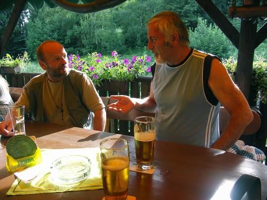 Pavel Váňa a Dušan Havlík
