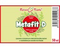 Metafit D (dna) kapky (tinktura) 50 ml