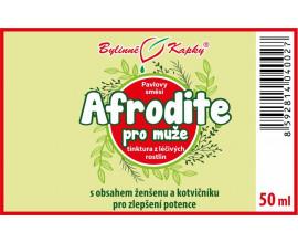 Afrodite pro muže kapky (tinktura) 50 ml