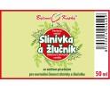 Slinivka a žlučník - bylinné kapky (tinktura) 50 ml