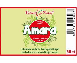 Amara - bylinné kapky (tinktura) 50 ml