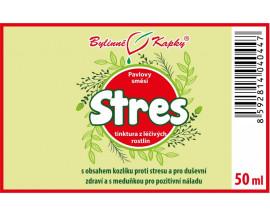 Stres kapky (tinktura) 50 ml