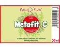 Metafit C (cukrovka) - bylinné kapky (tinktura) 50 ml