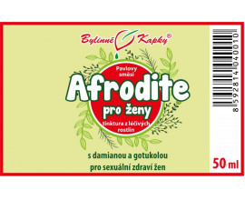 Afrodite pro ženy kapky (tinktura) 50 ml