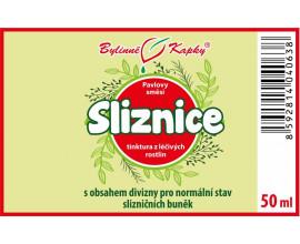 Regenerace sliznic (sliznice) kapky (tinktura) 50 ml