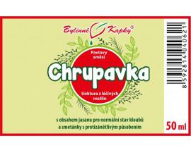 Regenerace chrupavky (chrupavka) - bylinné kapky (tinktura) 50 ml