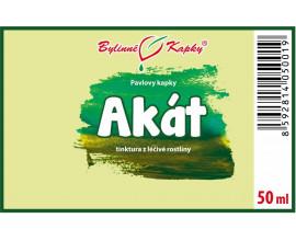 Akát - bylinné kapky (tinktura) 50 ml