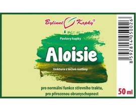 Aloisie - bylinné kapky (tinktura) 50 ml