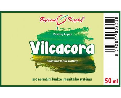 Vilcacora kapky (tinktura) 50 ml
