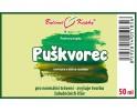 Puškvorec - bylinné kapky (tinktura) 50 ml