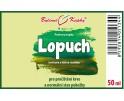 Lopuch - bylinné kapky (tinktura) 50 ml