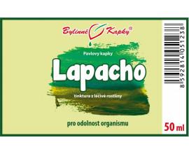 Lapacho - bylinné kapky (tinktura) 50 ml