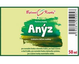 Anýz - bylinné kapky (tinktura)  50 ml