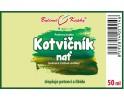 Kotvičník nať - bylinné kapky (tinktura) 50 ml