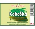 Kokoška pastuší tobolka - bylinné kapky (tinktura) 50 ml