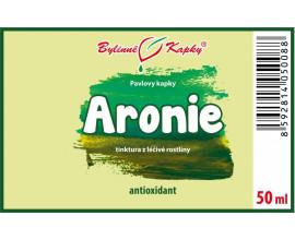 Aronie (černý jeřáb) plod tinktura 50 ml