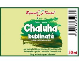 Chaluha - bylinné kapky (tinktura) 50 ml