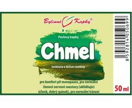 Chmel - bylinné kapky (tinktura) 50 ml