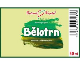 Bělotrn - bylinné kapky (tinktura)  50 ml