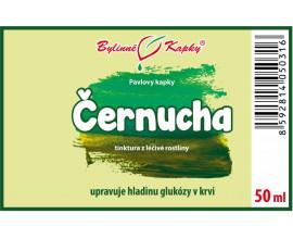 Černucha - bylinné kapky (tinktura) 50 ml