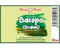 Bakopa (brahmi) kapky (tinktura) 50 ml