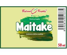 Maitake (trsnatec) - bylinné kapky (tinktura) 50 ml