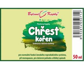 Chřest (Šatavari) - bylinné kapky (tinktura) 50 ml