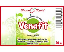 Venafit kapky (tinktura) 50 ml