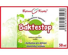 B-stop (Baktestop) - bylinné kapky (tinktura) 50 ml