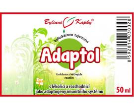 Adaptol - bylinné kapky (tinktura) 50 ml