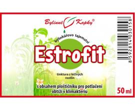 Estrofit - bylinné kapky (tinktura) 50 ml