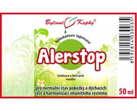 Alerstop - bylinné kapky (tinktura) 50 ml
