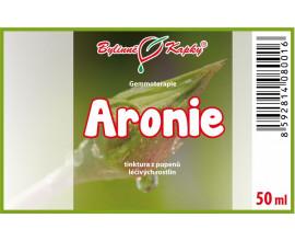 Aronie - tinktura z pupenů (gemmoterapie) 50 ml