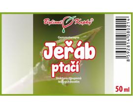 Jeřáb ptačí - tinktura z pupenů (gemmoterapie) 50 ml