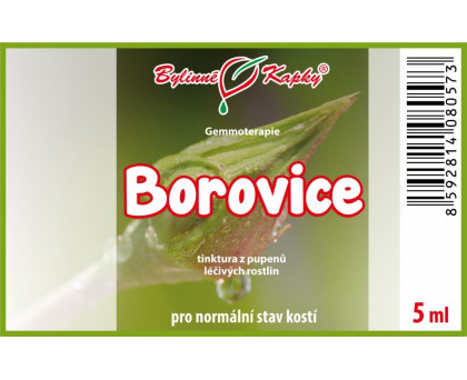 Borovice 5 ml - gemmoterapie