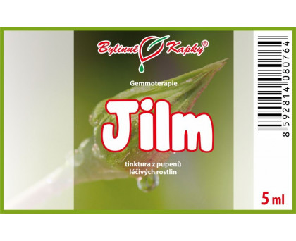 Jilm 5 ml - gemmoterapie